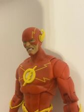 DC multiverse mcfarlane collectables the flash from red death 2 pack open
