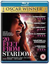 20 Feet From Stardom [Blu-ray] [DVD][Region 2]