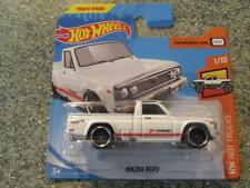 Hot Wheels 2018 #204/365 MAZDA REPU white HW Hot Trucks