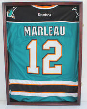 Football Baseball Hockey Jersey Display Case Wall Frame UV Door JC01-MA