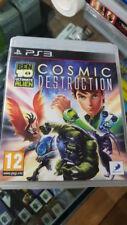 Ben 10 Ultimate Alien Cosmic Destruction PS3