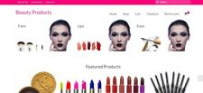 Beauty Store-Amazon Affiliate Store Website-100% Automated-BUY NOW & GET 25 Blog
