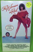 THE WOMAN IN RED  VHS 1984 Gene Wilder Gilda Radner Charles Grodin Kelly LeBrock