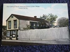 Early 1900's Cabbage Patch, Home of Mrs. Wiggs in Louisville, Ky Kentucky PC