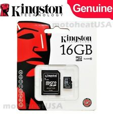 Kingston 16GB Micro SD SDHC Card TF Card Class 10 Android Nintendo Samsung