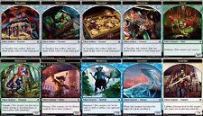 Ixalan TOKEN NM Set - 10 Cards - 1 of Each Token - MTG Magic Card