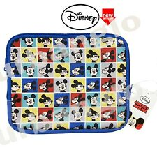 Original Disney MICKEY MOUSE Kids iPad Tablet Sleeve Cover Book Notepad case