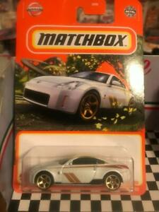 """2021  MATCHBOX """"2003 NISSAN 350Z"""""""