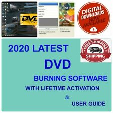 DVD Authoring Burning- 2020 LATEST SOFTWARE FOR WINDOWS PC