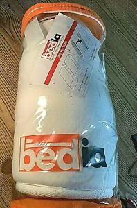 BEDIA 12 Inch Bed Bridge Twin to King Converter Kit Mattress Connector Guest Bed