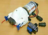 FLOJET Caravan Water Pump and Filter  12Volt  30PSI   1.4GPM - 5.3LPM  R3426504A