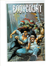 Bodycount #3 TMNT Simon Bisley | US Comics Image