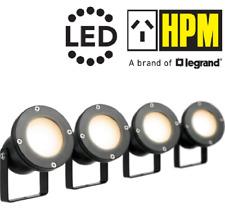4 x HPM 12V LED Garden Light Pond Spotlights 3.5W MR16 IP68 Waterproof DIY