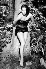 Ava Gardner The Little Hut Sexy Barefoot Pose By Tree 11x17 Mini Poster