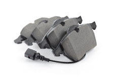 VW GOLF MK4 2.8 V6 4MOTION 1999-2004 FRONT BRAKE PADS NEW SET OF 4 WITH SENSOR