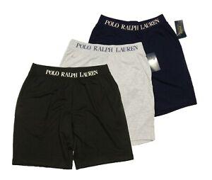 Polo Ralph Lauren Men's Soft Terry Logo Waistband Sleep Shorts