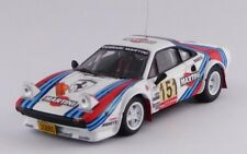 Best model bes9707-ferrari 308 gtb gr4 #151 tour de corse 2011 1/43 historic