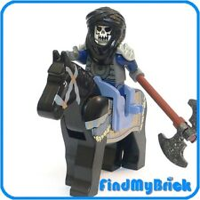 C528 Lego Custom The Immortal with Battle Horse NEW