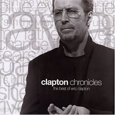 ERIC CLAPTON ( NEW SEALED CD ) CHRONICLES / THE VERY BEST OF / GREATEST HITS
