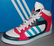 WOMENS ADIDAS AMBERLIGHT W in colors WHITE / TURQUOISE / LEG INK SIZE 9.5