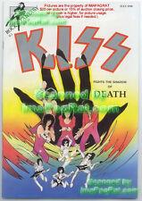 KISS: 1990 Rock Fantasy Comic #10: Gene Simmons Excellent UNREAD FLAT COPY