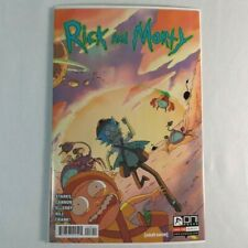 Oni Press RICK AND MORTYComic Issue #18 - First Print -Regular Cover ~Near Mint