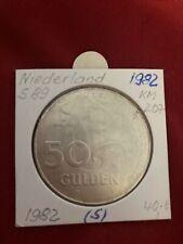 Niederlande 50 Gulden 1982