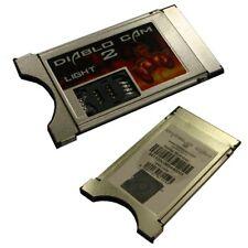 Ci-modulo Diablo Cam 2 Professional LIGHT TWIN 2 lettore di schede HDTV FullHD 3d NUOVO
