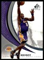 2005-06 Upper Deck SP Game Used Kobe Bryant #44