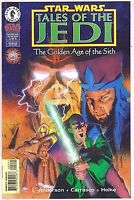 STAR WARS TALES OF THE JEDI#2 NM 1996 GOLDEN AGE OF THE SITH DARK HORSE COMIC