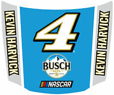 NASCAR #4 Kevin Harvick Hood Shaped Magnet-NASCAR Magnet