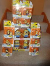 Exclusive Boxed Set Of 4 Minions, Plus 10 Different Mini Minions, All Unopened