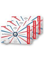 Callaway Supersoft Golf Balls - 45 Ball Pack White -  Mens
