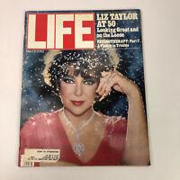 Life Magazine March 1982 Liz Taylor Life Visits Liz at 50, America in Vietnam