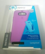 New Speck CandyShell Case for HTC One M8 - Purple / Beaming Orchid Purple