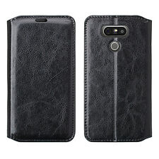 For LG G6 Cell Phone Case Hybrid PU Leather Wallet Card Pouch Flip Cover