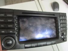 ORIGINAL MERCEDES CLS 219 COMAND  TYP BE7039   A2118202197  DEFEKT