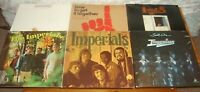 Vintage lot of 6 LP record album Imperials Christian music rare 70's Russ Taff
