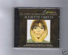 CD JULIETTE GRECO EXPRESSION
