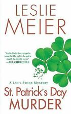 St. Patrick's Day Murder (A Lucy Stone Mystery) by Meier, Leslie
