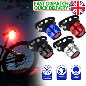 7LED Silicone Bicycle Light Head Front Rear Wheel LED Flash Lamp Light K1B
