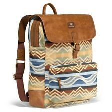 Ugg Pendelton Wool and Leather Backpack Tribal Pattern