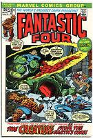 FANTASTIC FOUR #126, FN/VF, Origin retold, Buscema, 1961, more FF in store, QXT