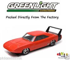 1969 DODGE Charger Daytona Greenlight EDIZIONE LIMITATA SCALA 1:18 19004