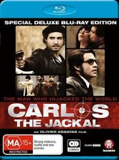 Carlos The Jackal - Trilogy + Movie (Blu-ray, 2011, 3-Disc Set)