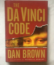 """The Da Vinci Code� Hardback *By Dan Brown • 2003 New • Crisp!"