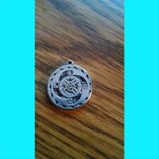 MEDICINE WHEEL amulet necklace health TALISMAN JEWELRY pendant LEAD FREE