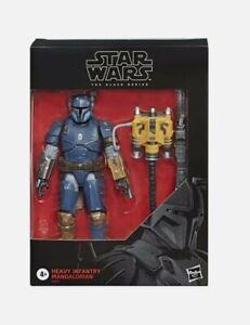 Star Wars Black Series Mandalorian Heavy Infantry Hasbro