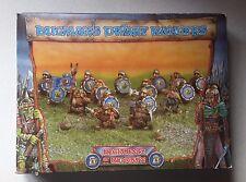 1986 Citadel Regiments Renown Josef Bugman's Brewers Dwarf Rangers - 17 Models