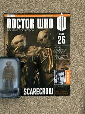 Eaglemoss Doctor Who figurine collection - #26: SCARECROW (the family of blood)